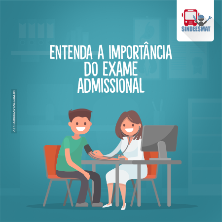importancia exame admissional