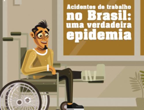 Acidentes de trabalho no Brasil: uma verdadeira epidemia