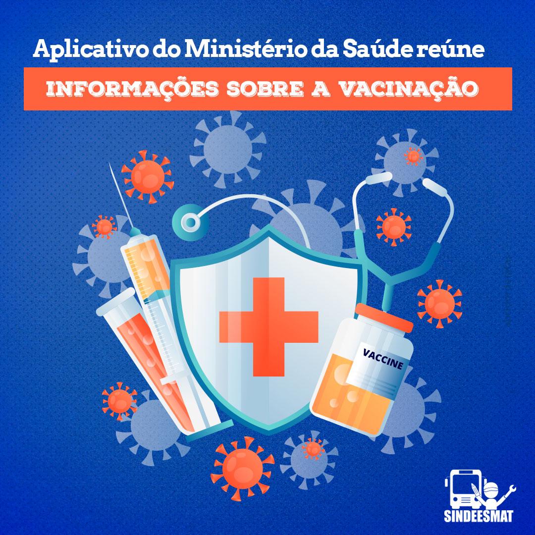 App MInistério da Saúde