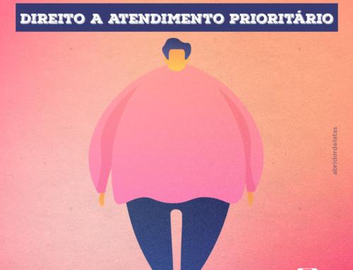Pessoas obesas também têm direito a atendimento prioritário