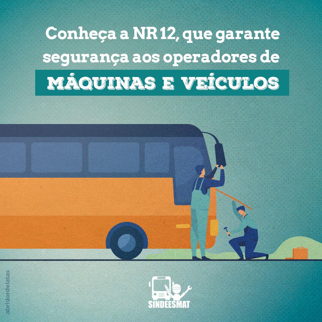 NR12eSegurançaDoTrabalhador
